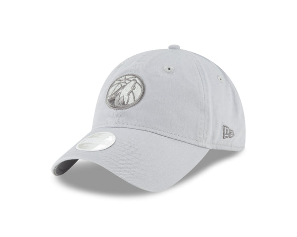 Minnesota Timberwolves Women's 9TWENTY Team Glisten Adjutable Cap