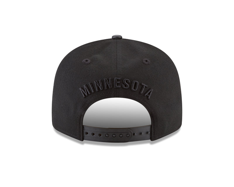 Minnesota Timberwolves 9FIFTY Camo Pressed Snapback Cap