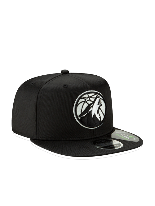 Minnesota Timberwolves 9FIFTY Wolves Repreve High Crown Snapback Cap - Timberwolves Team Store