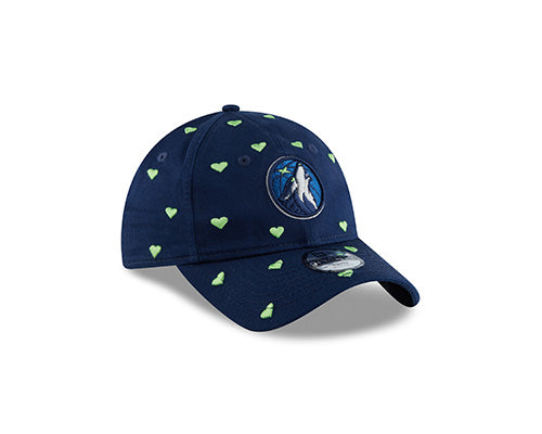 Minnesota Wolves Youth Girls Lovely Cap