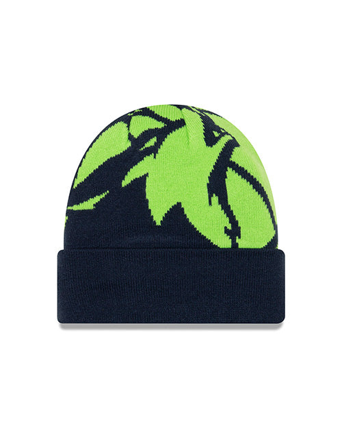 Minnesota Wolves Youth Jr Logo Knit - Timberwolves Team Store