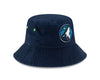 Minnesota Wolves Bucket Team Hat