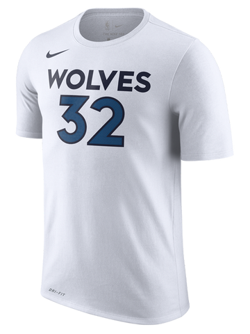 Minnesota Timberwolves Andrew Wiggins Authentic Association T-Shirt