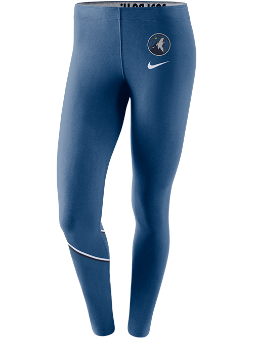 Minnesota Wolves Women's Leg-A-See Essential Tights