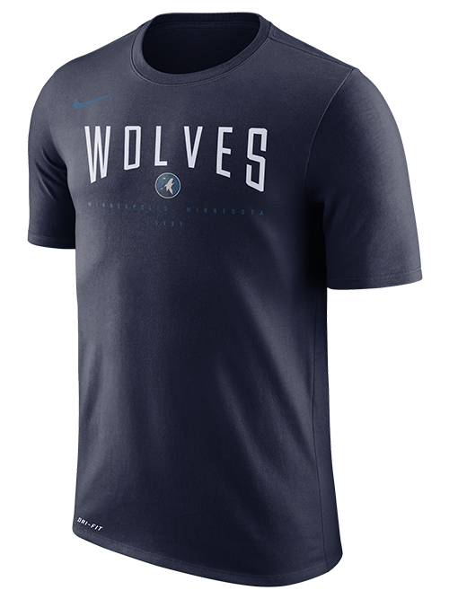 Minnesota Timberwolves Team Name T-Shirt