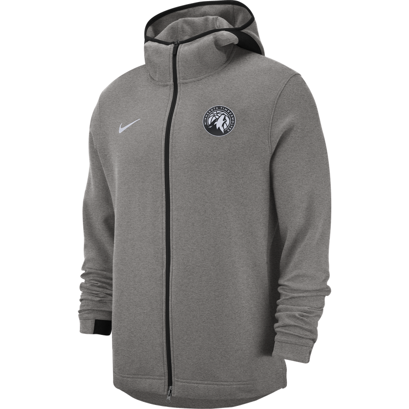 Minnesota Timberwovles Showtime Dry Hoodie  - Grey