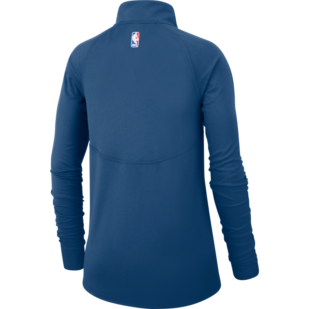 Minnesota Timberwolves Women's Element Half Zip Pullover - Timberwolves Team Store