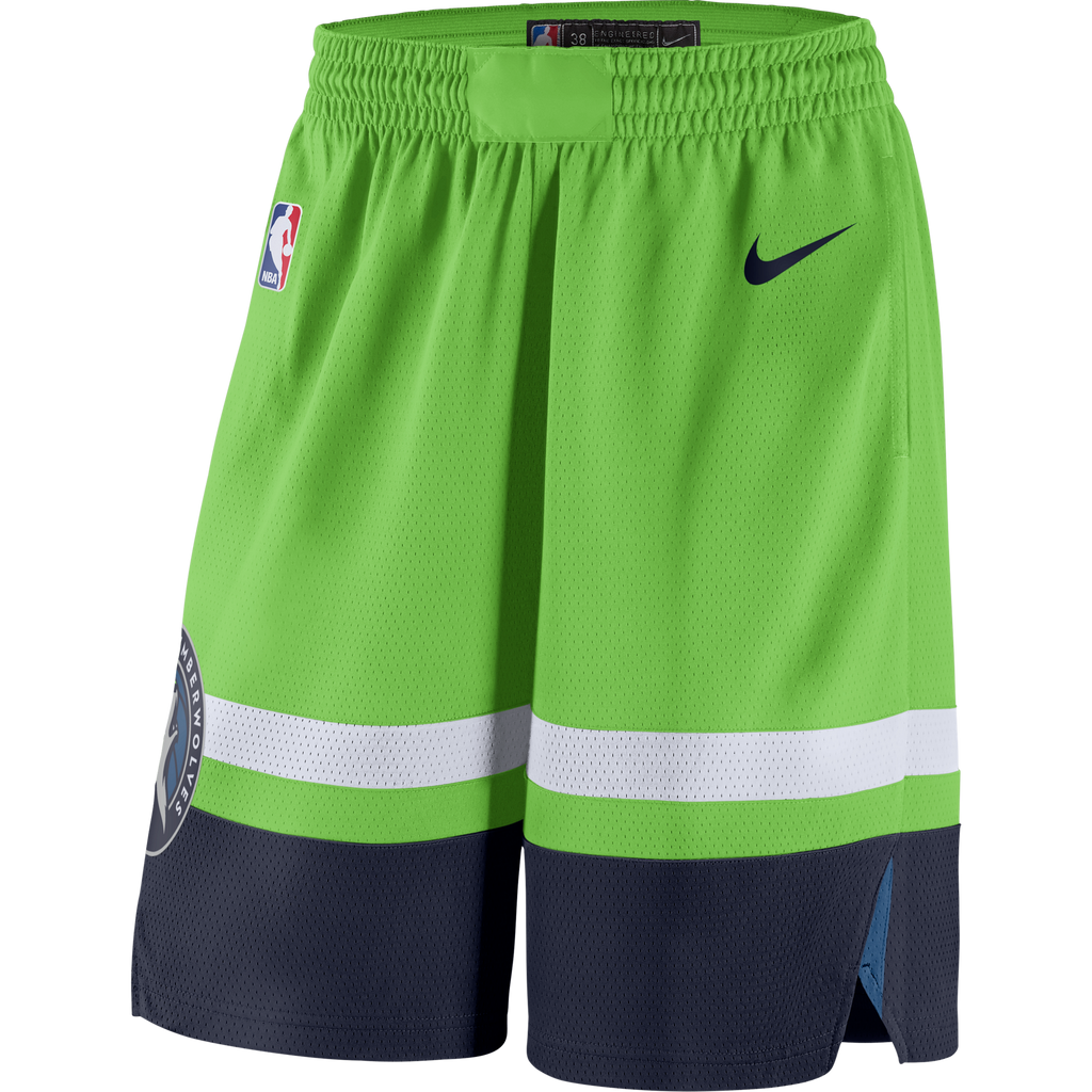 Minnesota Wolves Statement Swingman Short