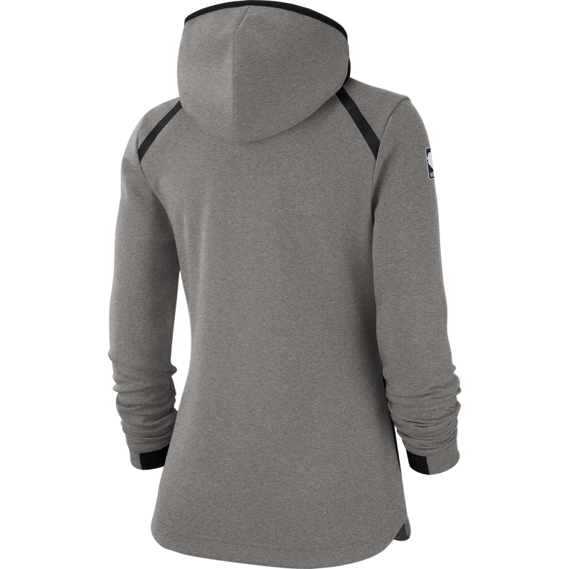 Minnesota Timberwovles Women's Dry Hoodie Showtime Full-Zip