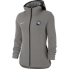 Minnesota Timberwolves Women's Dry Hoodie Showtime Full-Zip