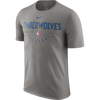 Minnesota Timberwolves Jeff Teague Authentic Association T-Shirt