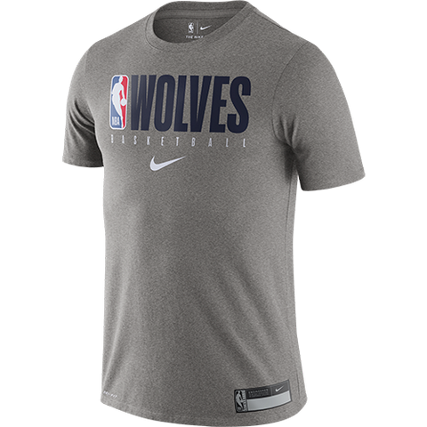 Minnesota Timberwolves Therma Flex Showtime Full Zip