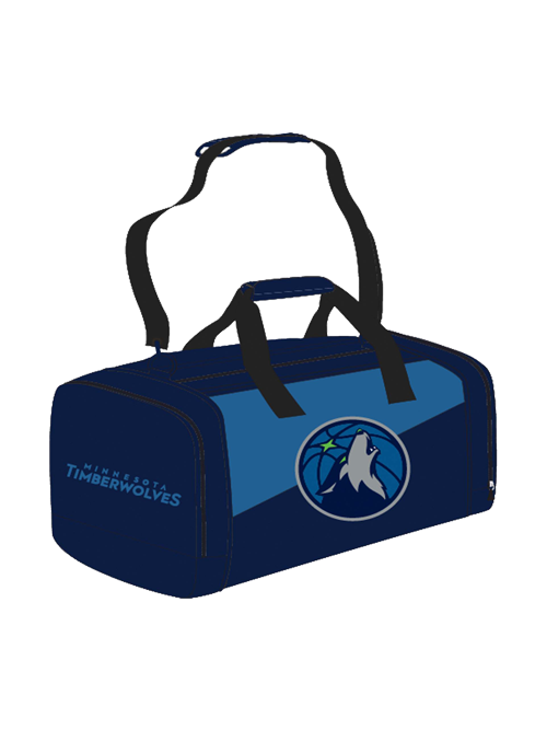 Minnesota Timberwolves Two-Tone Core Duffle Bag