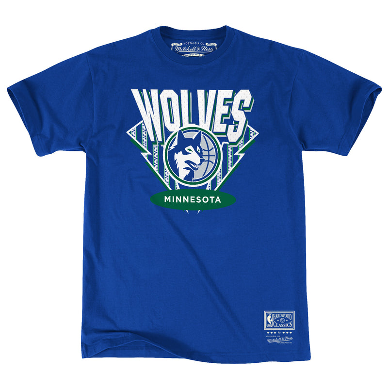 Minnesota Timberwolves Team Retro DNA T-Shirt