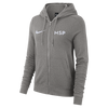 "Great Lakes ""The Cities"" Women's Hoodie in Shadow / Grey"