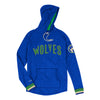 Minnesota Wolves Therma Flex Showtime Full Zip Hood