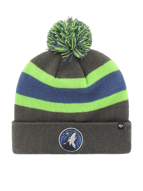 Minnesota Timberwolves Knit Breakaway - Timberwolves Team Store