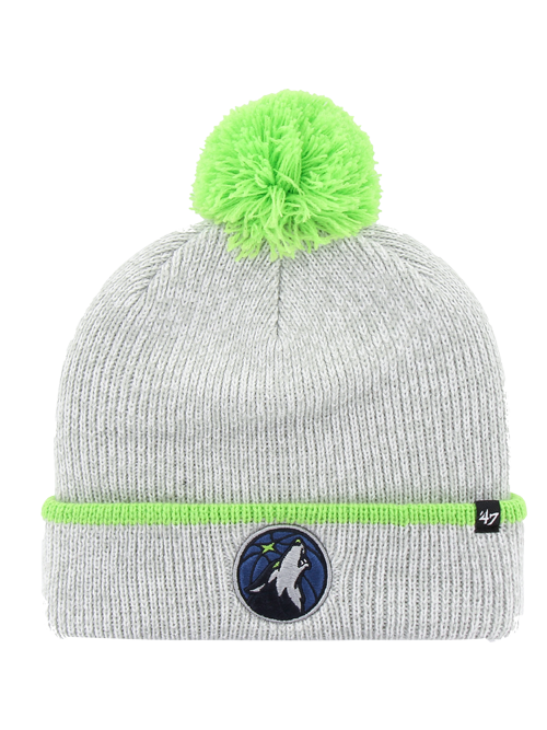 Minnesota Timberwolves Knit Gret Fairbanks Cuff Knit - Timberwolves Team Store