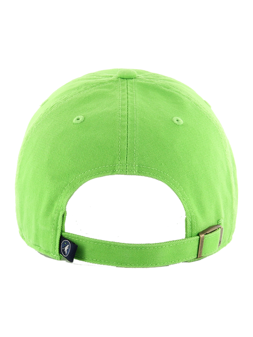 Minnesota Timberwolves Youth Clean Up Cap - Green
