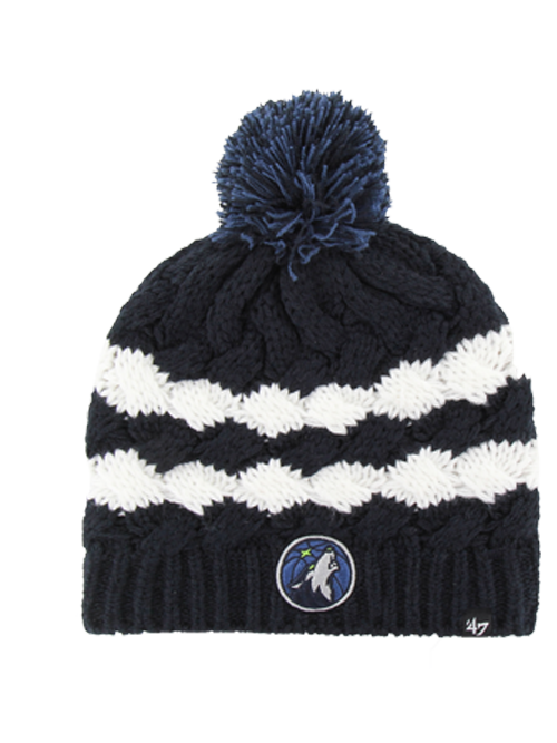 Minnesota Timberwolves Women's Topsail Knit - Timberwolves Team Store