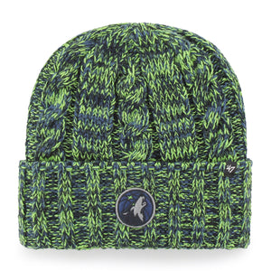 Minnesota Timberwolves Women's Trio Cuff Knit