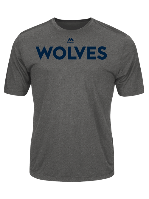 Minnesota Timberwolves Fight Till the End T-Shirt - Timberwolves Team Store