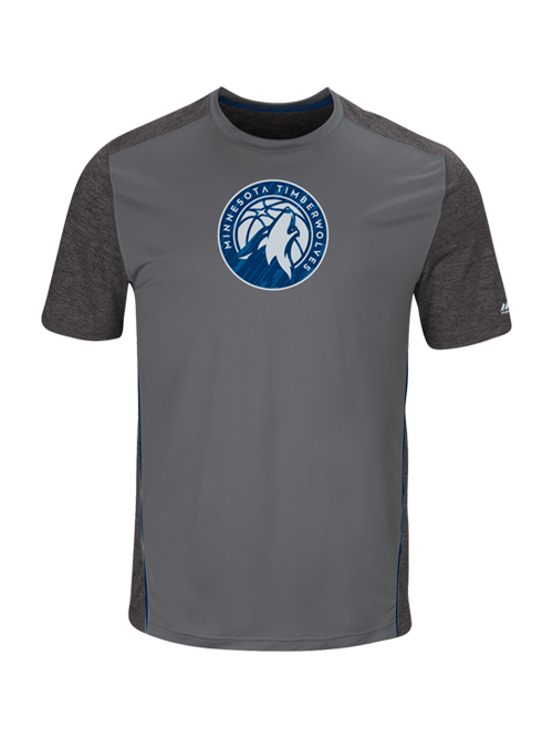 Minnesota Timberwolves Respect The Play T-Shirt - Timberwolves Team Store