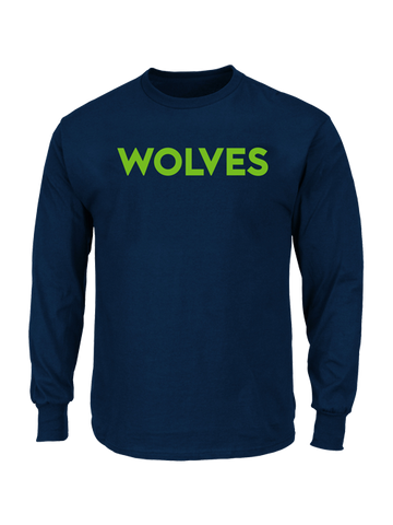 Minnesota Wolves Showtime Dri-Fit Pants
