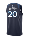 Minnesota Timberwolves Karl-Anthony Towns Hardwood Classic Edition Jersey