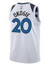 Minnesota Timberwolves Jaylen Nowell Association Swingman Jersey