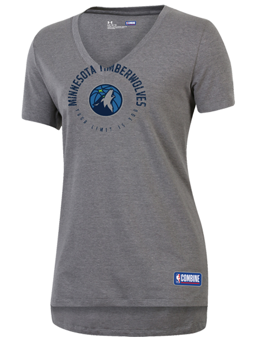 Minnesota Timberwolves Women's VNK Droptail Favorites - T-shirt