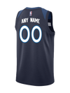 Minnesota Timberwolves Andrew Wiggins Association Swingman Jersey