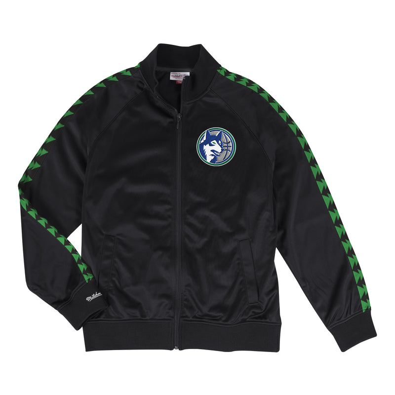 Minnesota Timberwolves Retro Track Jacket