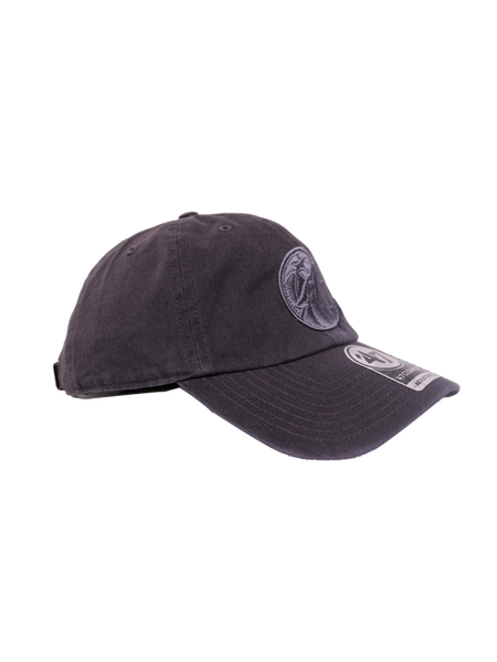 Minnesota Timberwolves Charcoal Clean Up Hat
