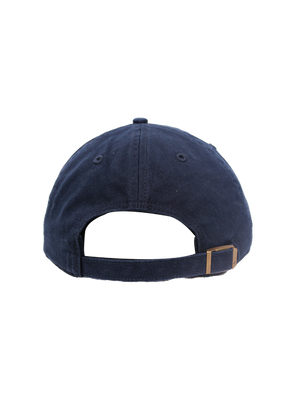 Minnesota Timberwolves Navy Clean Up Hat