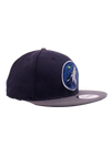 Minnesota Timberwolves Primary Logo Two Tone Snapback - Timberwolves Team Store