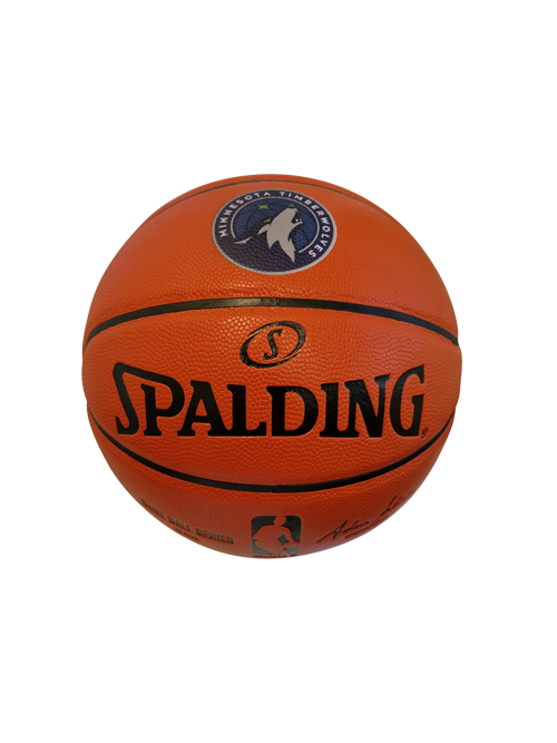 Minnesota Timberwolves B7 Replica Game Ball - Timberwolves Team Store