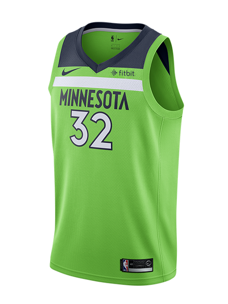 Minnesota Timberwolves Karl-Anthony Towns Statement Swingman Jersey