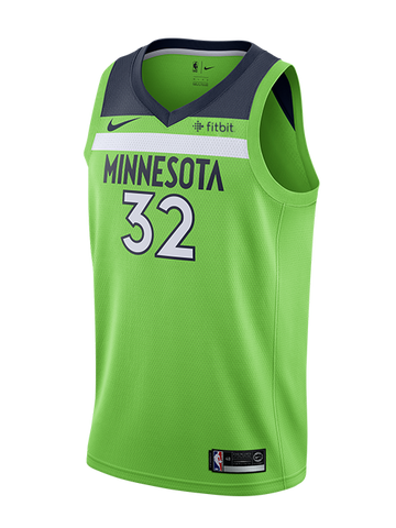 Minnesota Timberwolves Jeff Teague Icon Swingman Jersey