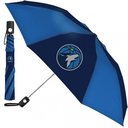 "Minnesota Timberwolves Primary Logo 15"" Umbrella"
