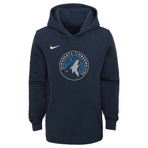 Minnesota Timberwolves HD Blockout Headline Hoodie