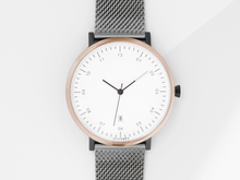 FREE ENGRAVING! 3-TONE MG001 WATCH