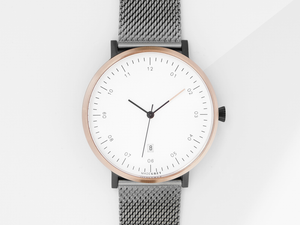 3-TONE MG001 WATCH