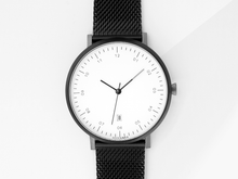 FREE ENGRAVING! BLACK x GREY MG001 WATCH