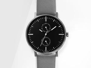 MONOCHROME MG002 | MESH+LEATHER STRAP SET