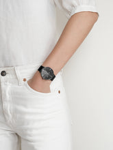 Load image into Gallery viewer, MONOCHROME MG002 | MESH+LEATHER STRAP SET