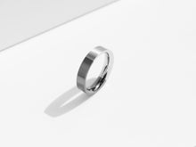 Load image into Gallery viewer, Brushed Two-Tone Ring | Grey
