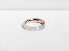 Load image into Gallery viewer, Dual Texture Ring | Silver