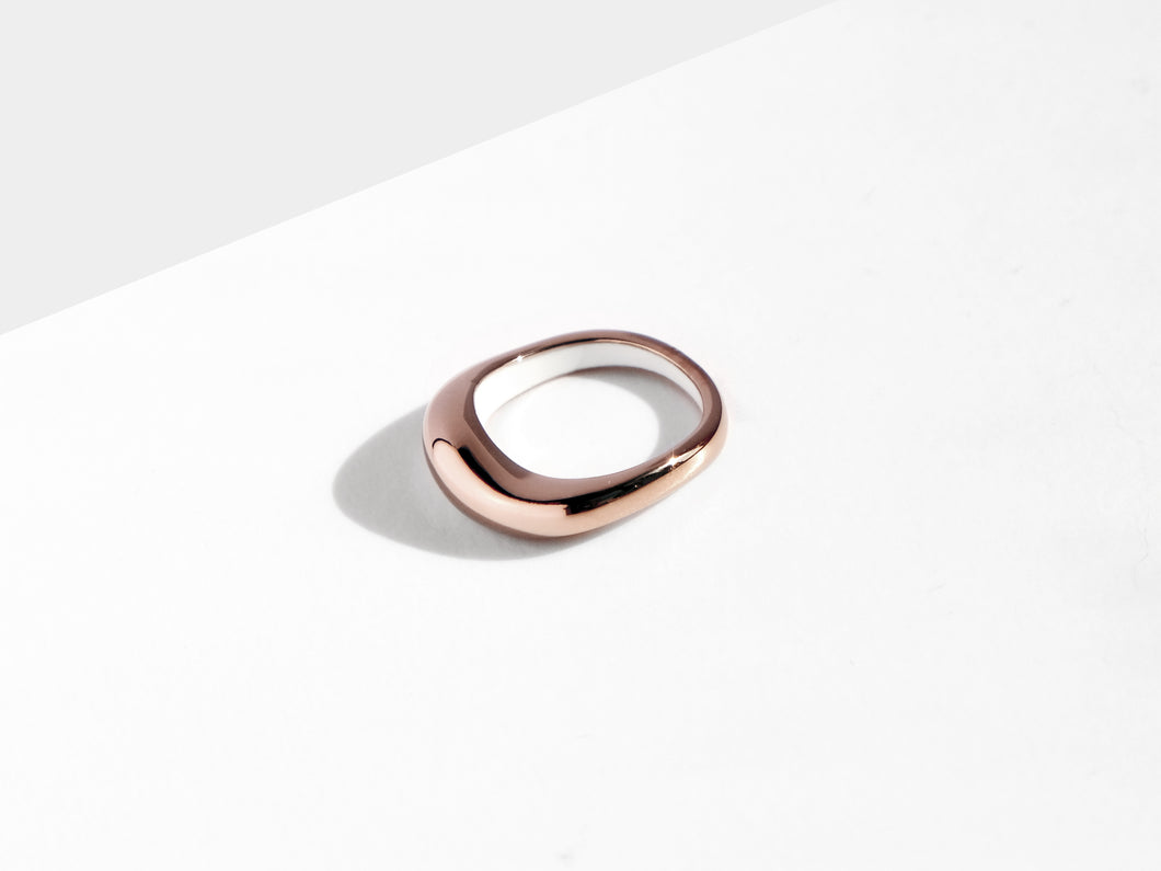 【NEW】Flow Ring | Bronze