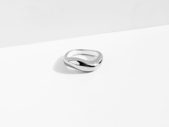 Flow Ring | Silver